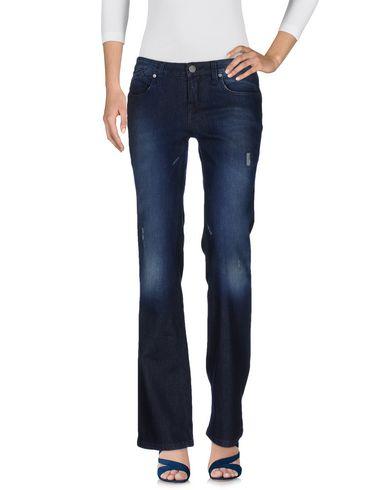 Джинсовые брюки VICTORIA BECKHAM 42535937QT