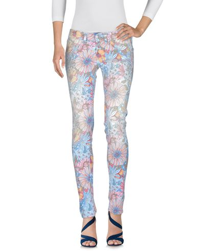 Джинсовые брюки-капри NOLITA 42536083LK