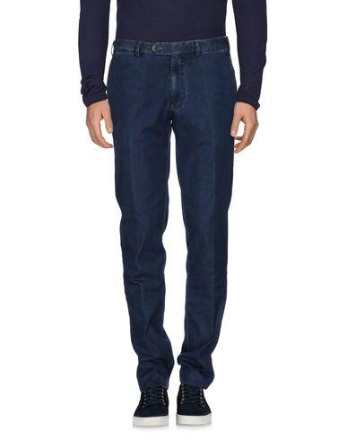 Джинсовые брюки CANALI 42536221IC