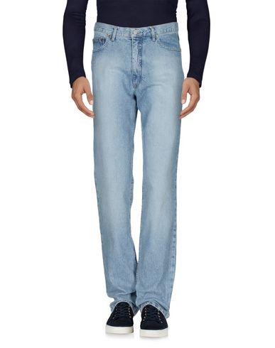 Джинсовые брюки FRED PERRY 42536309CL