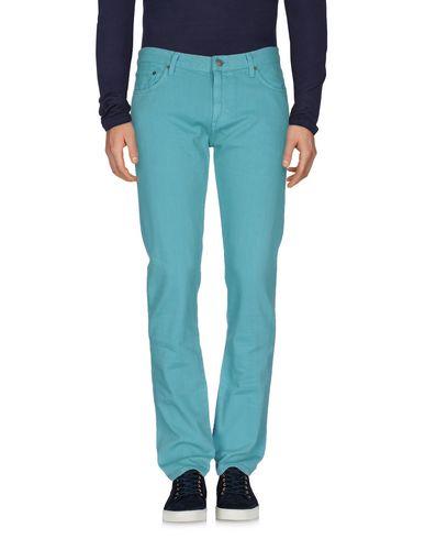 Джинсовые брюки BURBERRY 42536450PK