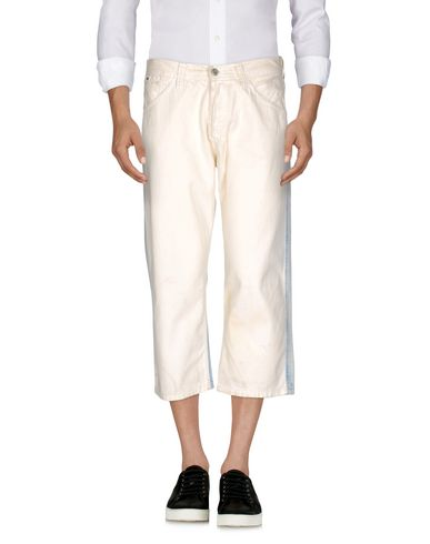 Джинсовые брюки-капри TOMMY HILFIGER DENIM 42536469NA