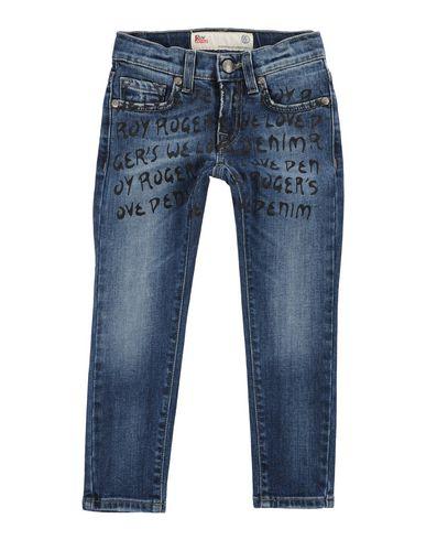 Джинсовые брюки ROY ROGER'S 42536556PS