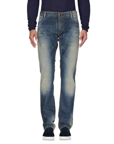 Джинсовые брюки ERMANNO SCERVINO 42536606GT