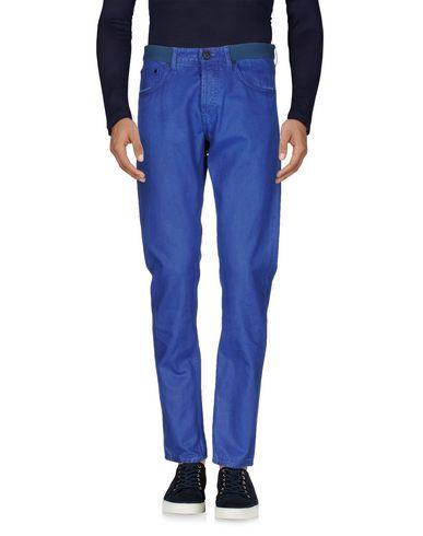 Джинсовые брюки ALEXANDER MCQUEEN 42536625PO
