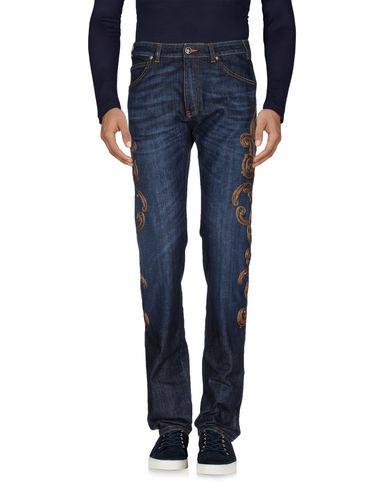 Джинсовые брюки VERSACE 42536633JX