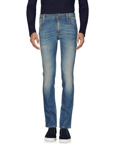 Джинсовые брюки ERMANNO SCERVINO 42536637VO