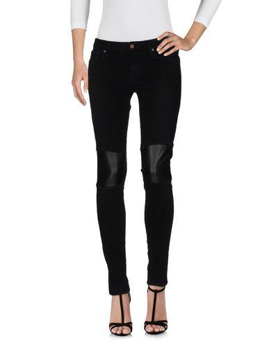 Джинсовые брюки TEXTILE ELIZABETH AND JAMES 42537270AT
