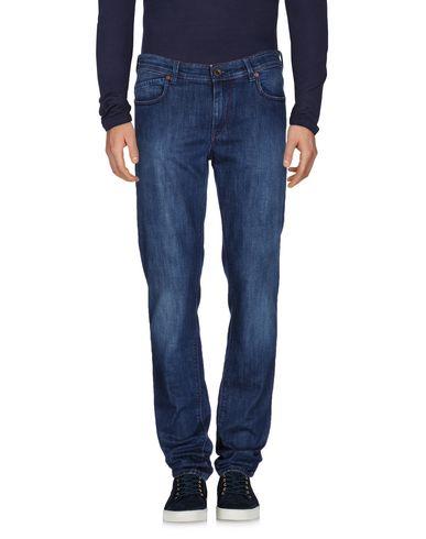 Джинсовые брюки RE-HASH 42537295MH