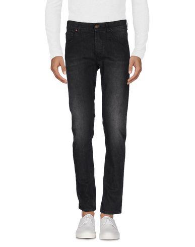 Джинсовые брюки ALEXANDER MCQUEEN 42537339NM