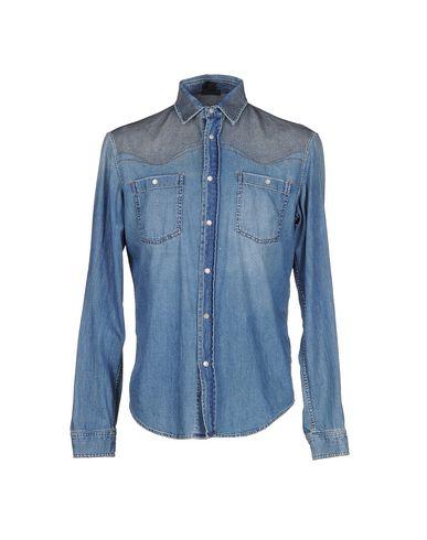 Джинсовая рубашка JUST CAVALLI 42537397KH