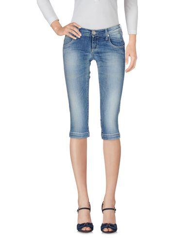 Джинсовые брюки-капри TAKE-TWO 42537470SD