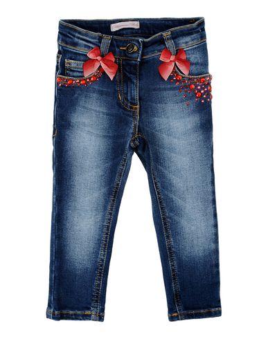 Джинсовые брюки MISS BLUMARINE 42537497PV