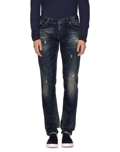 Джинсовые брюки DOLCE & GABBANA 42537555SE