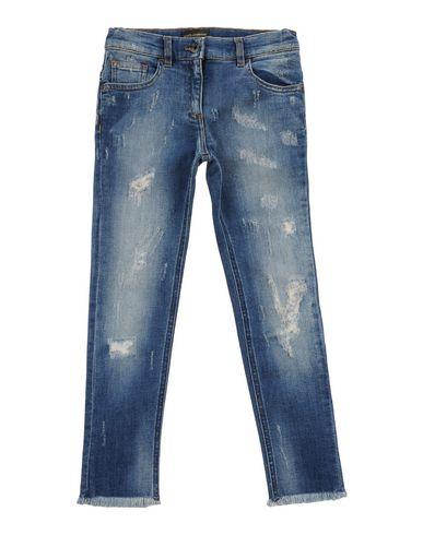 Джинсовые брюки DOLCE & GABBANA 42537704IU