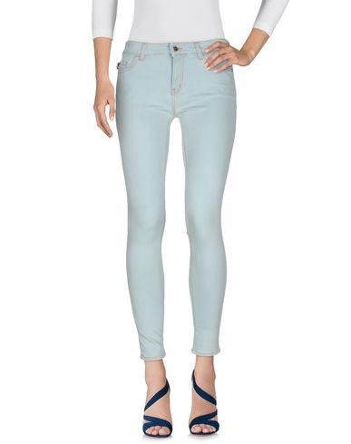 Джинсовые брюки LOVE MOSCHINO 42537953VE