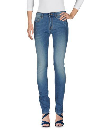 Джинсовые брюки LOVE MOSCHINO 42537976TJ