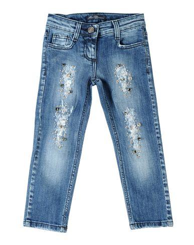 Джинсовые брюки MISS BLUMARINE JEANS 42538011BE