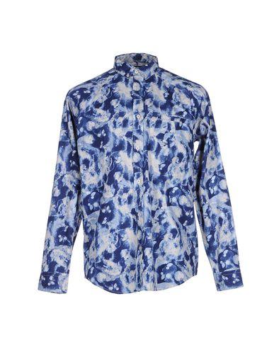 Джинсовая рубашка CHEAP MONDAY 42538335GC