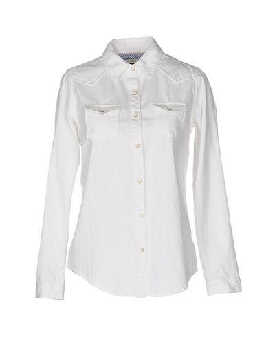 Джинсовая рубашка MAISON SCOTCH 42538358MT