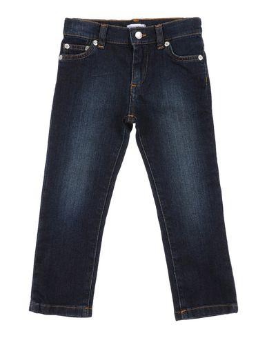 Джинсовые брюки DOLCE & GABBANA 42538377CO