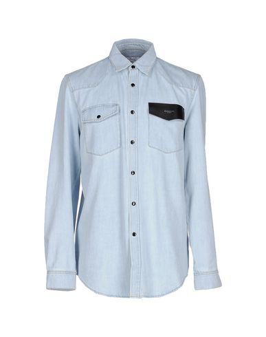 Джинсовая рубашка GIVENCHY 42538517KF