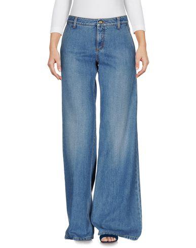 Джинсовые брюки BLUMARINE 42538624RS