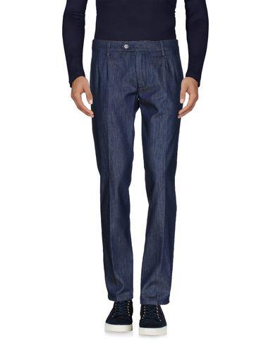 Джинсовые брюки от PAOLO PECORA