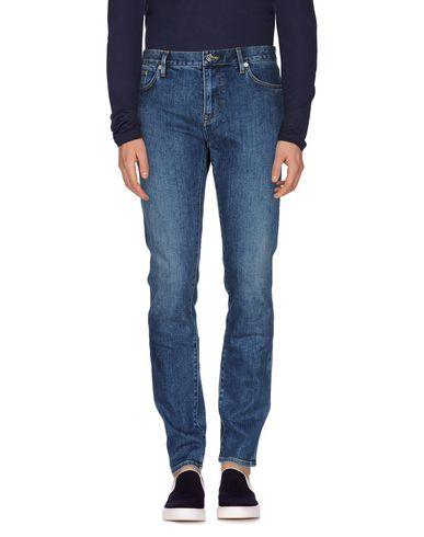 Джинсовые брюки BURBERRY 42538846HK