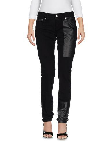 Джинсовые брюки MCQ ALEXANDER MCQUEEN 42538855UW