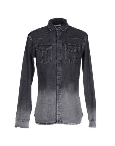 Джинсовая рубашка PIERRE BALMAIN 42539323DV