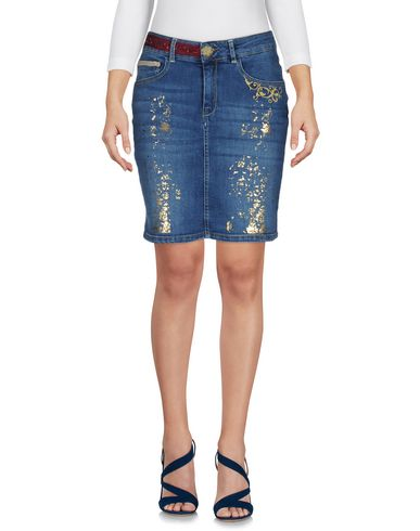 Джинсовая юбка DESIGUAL 42539661PB