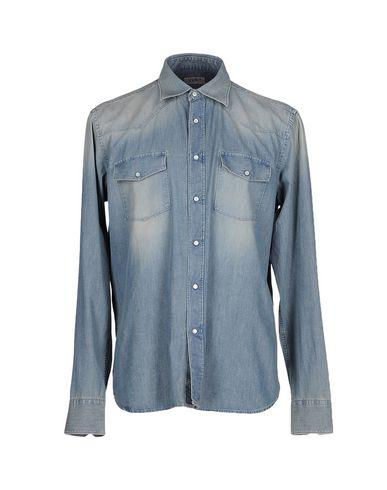 Джинсовая рубашка SEVENTY BY SERGIO TEGON 42539831DI