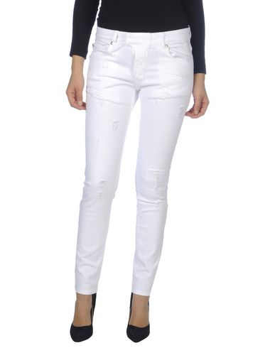 Джинсовые брюки PIERRE BALMAIN 42539879CC