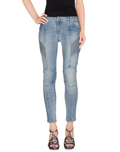 Джинсовые брюки PIERRE BALMAIN 42540011JF