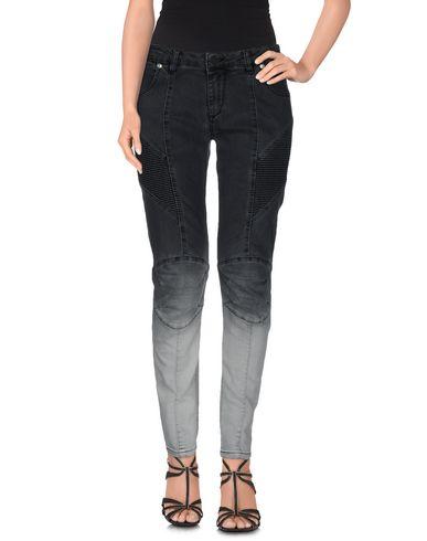 Джинсовые брюки PIERRE BALMAIN 42540022DO