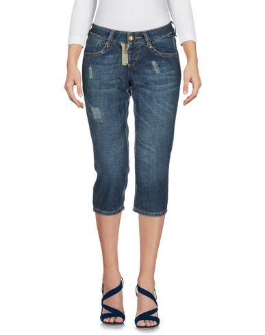 Джинсовые брюки-капри CALVIN KLEIN JEANS 42540052RU