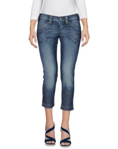 Джинсовые брюки-капри TOMMY HILFIGER DENIM 42540063PD