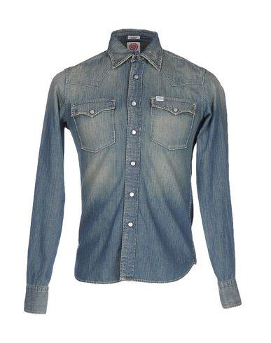 Джинсовая рубашка FRANKLIN & MARSHALL 42540065JU