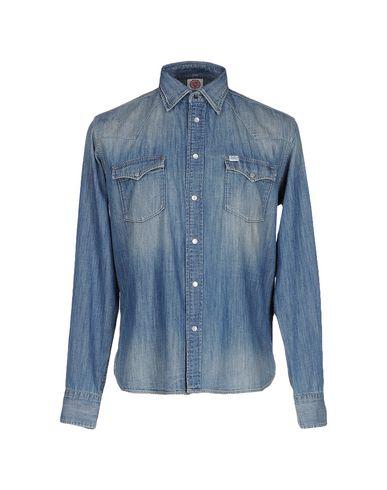Джинсовая рубашка FRANKLIN & MARSHALL 42540066XT
