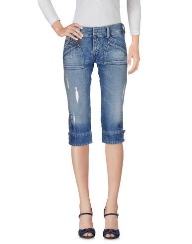 Джинсовые брюки-капри DIESEL 42540464VU