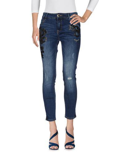 Джинсовые брюки DESIGUAL 42540494FM