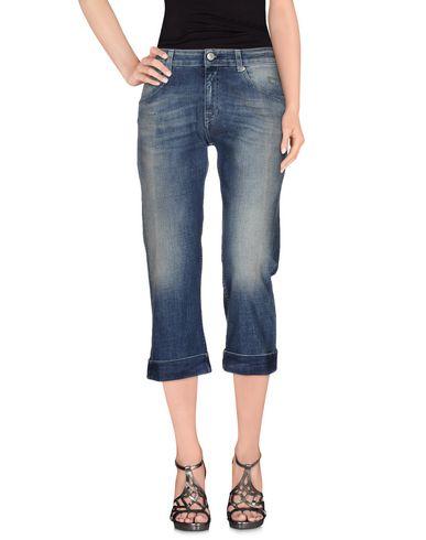 Джинсовые брюки-капри CARE LABEL 42540621LE