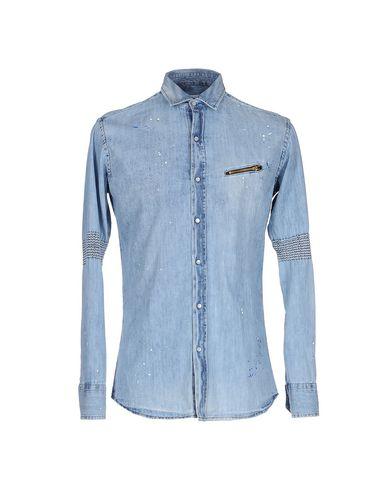 Джинсовая рубашка TAKESHY KUROSAWA 42540767KR