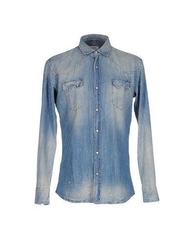 Джинсовая рубашка TAKESHY KUROSAWA 42540800HI