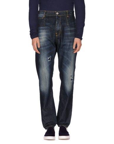 Джинсовые брюки FRANKIE MORELLO 42540825RI