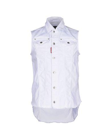 Джинсовая верхняя одежда DSQUARED2 42540990DN