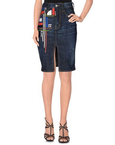 Джинсовая юбка DSQUARED2 42541184OT