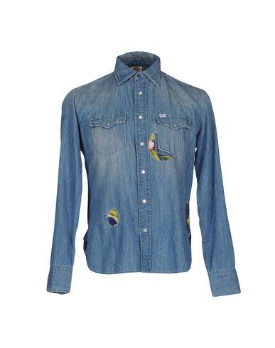 Джинсовая рубашка FRANKLIN & MARSHALL 42541205QI