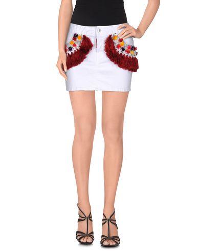 Джинсовая юбка DSQUARED2 42541511LP